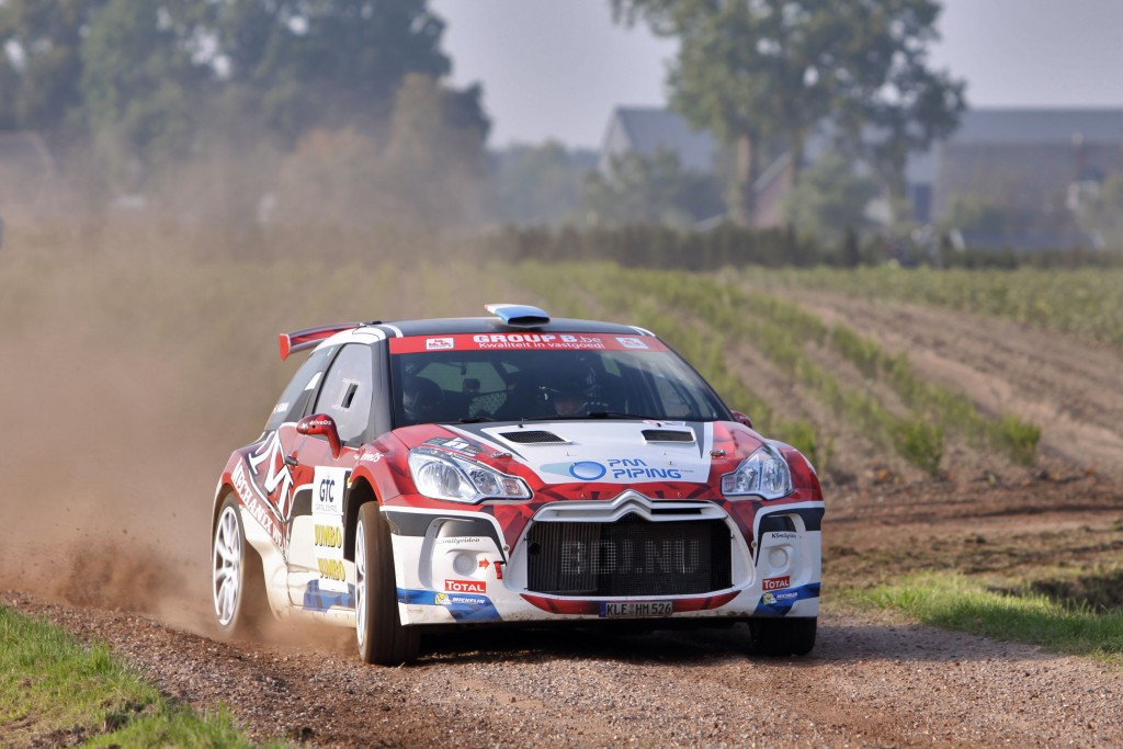 Bob de Jong - DS3 R5 - Preview 2016 160221
