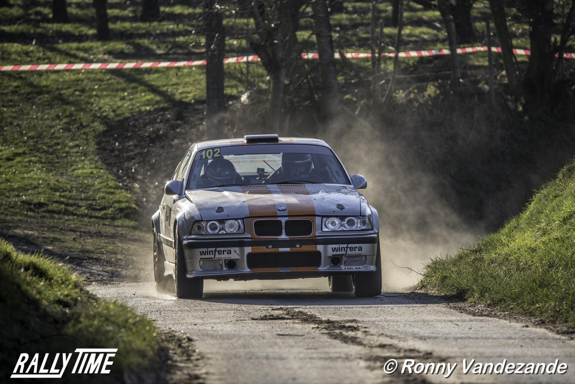 Vernieuwingen in het RACB Rally Criterium