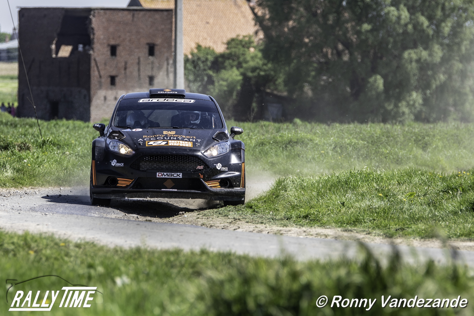 Station Le Seau Monteberg – Short Rally wordt Rally