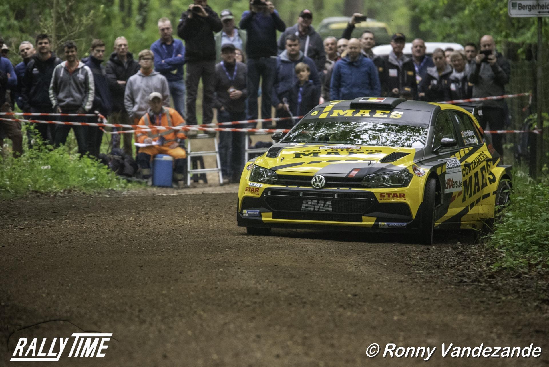 Eerste forfaits Renties Ypres Rally