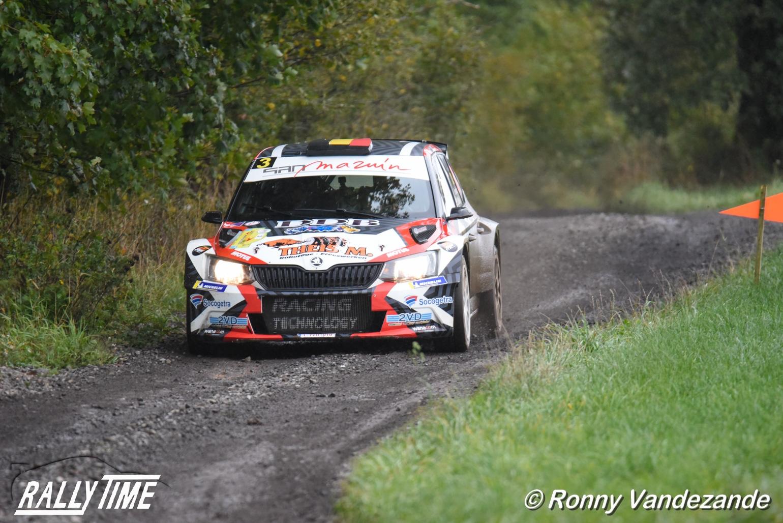 East Belgian Rally 2019 - Adrian Fernémont domineert van start tot finish