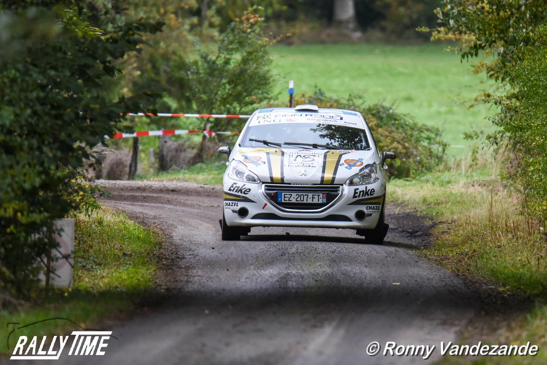 East Belgian Rally 2019 - Tobias Brüls baas in eigen streek