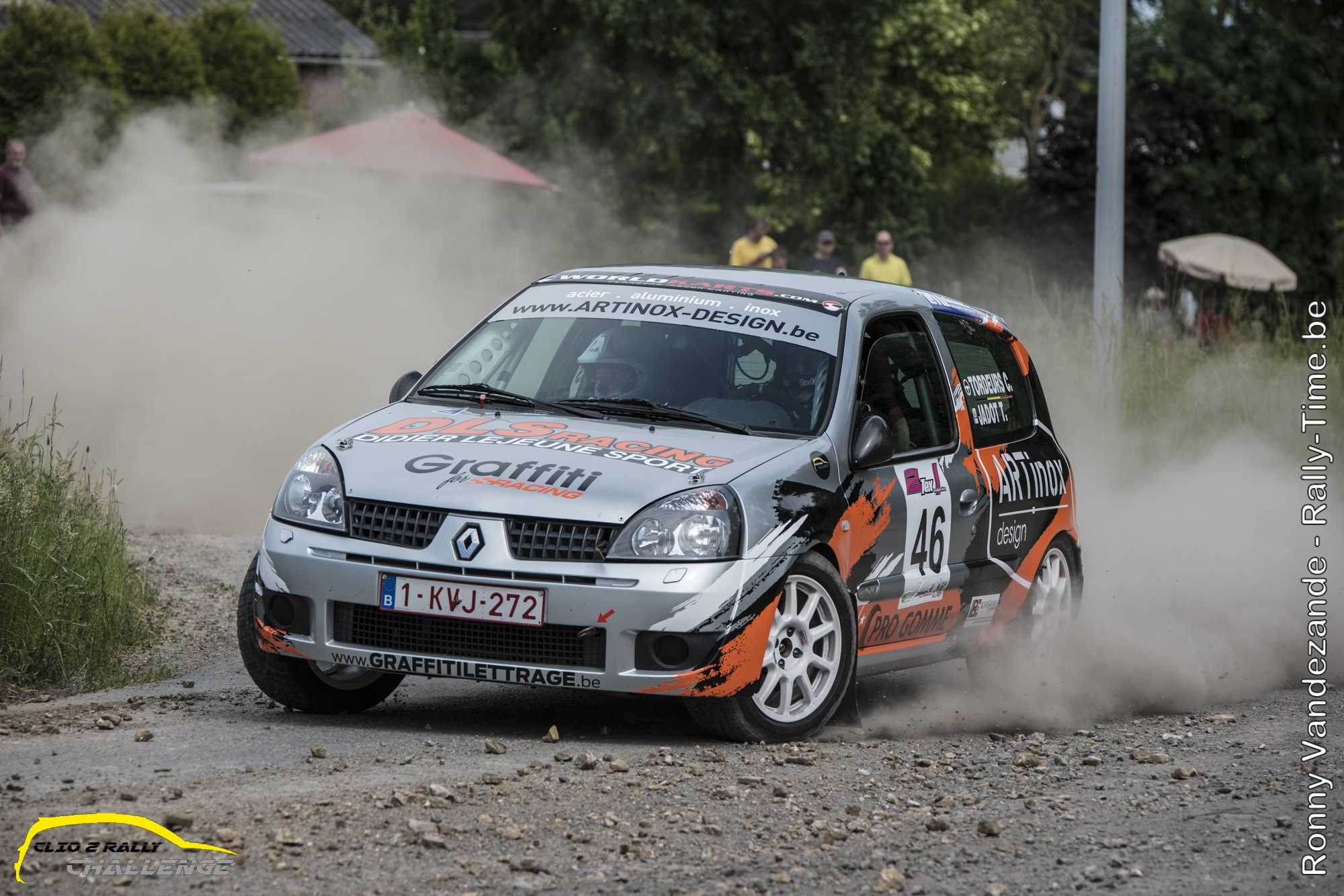 Clio 2 Rally Challenge 2020