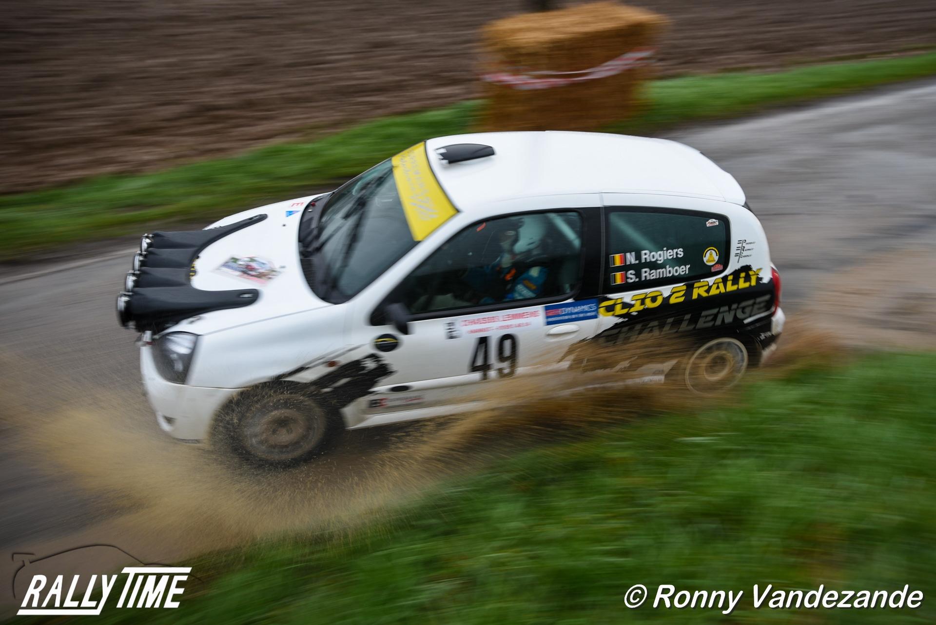 Geslaagde Rally van Hannuit voor Rogiers – Ramboer