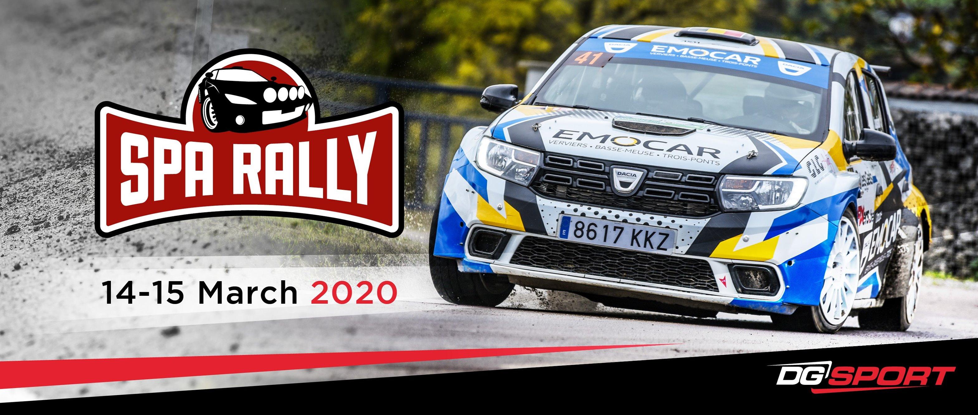 Tien goede redenen om de Spa Rally 2020 niet te missen