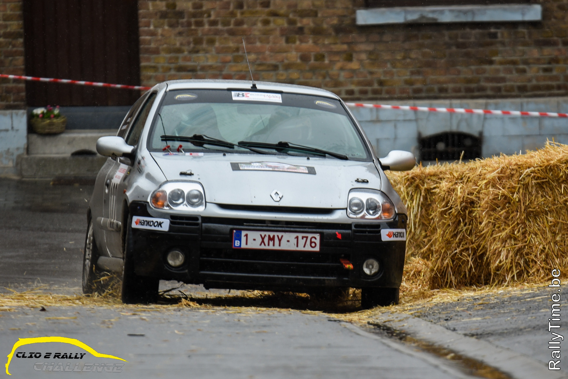 Clio 2 Rally Challenge trekt zich terug op gang in Critérium Jean-Louis Dumont 2020