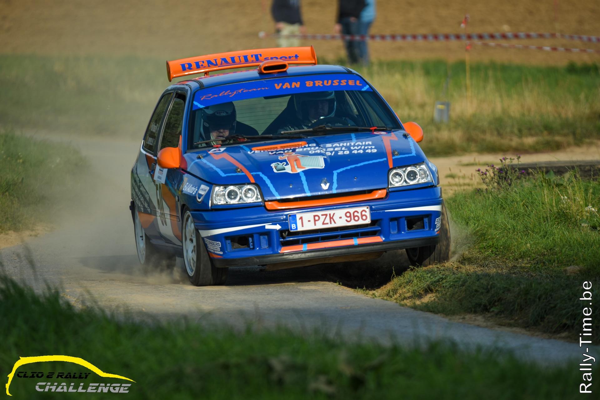 Clio 2 Rally Challenge hervat seizoen 2020