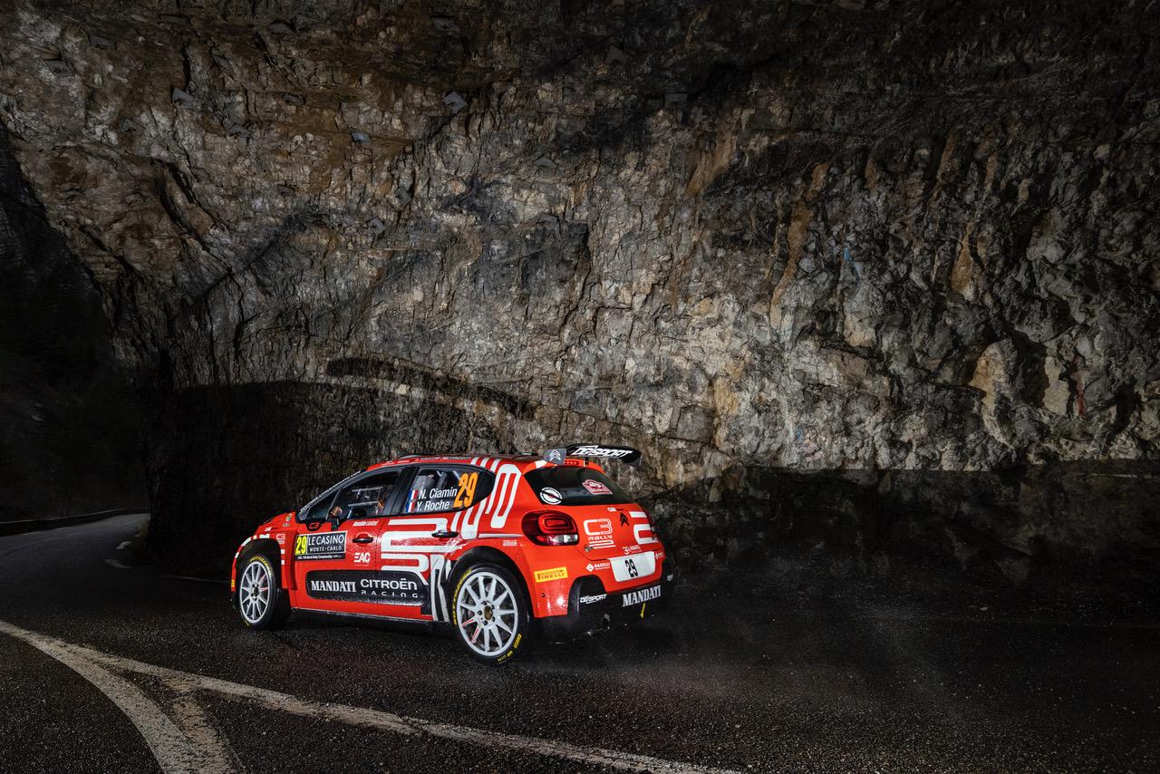 Mooi startveld in eerste South Belgian Rally