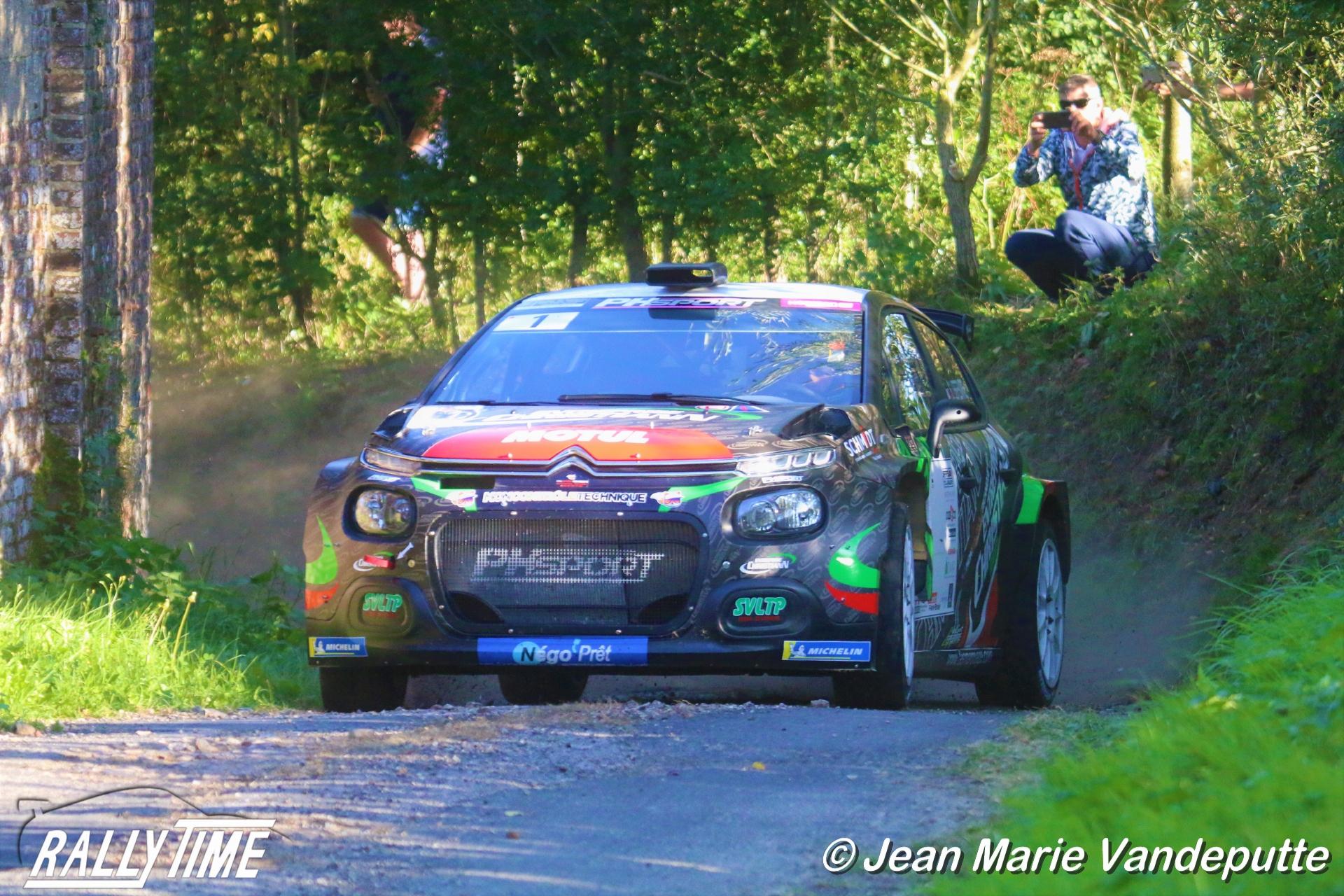 Verslag Rallye National Le Béthunois