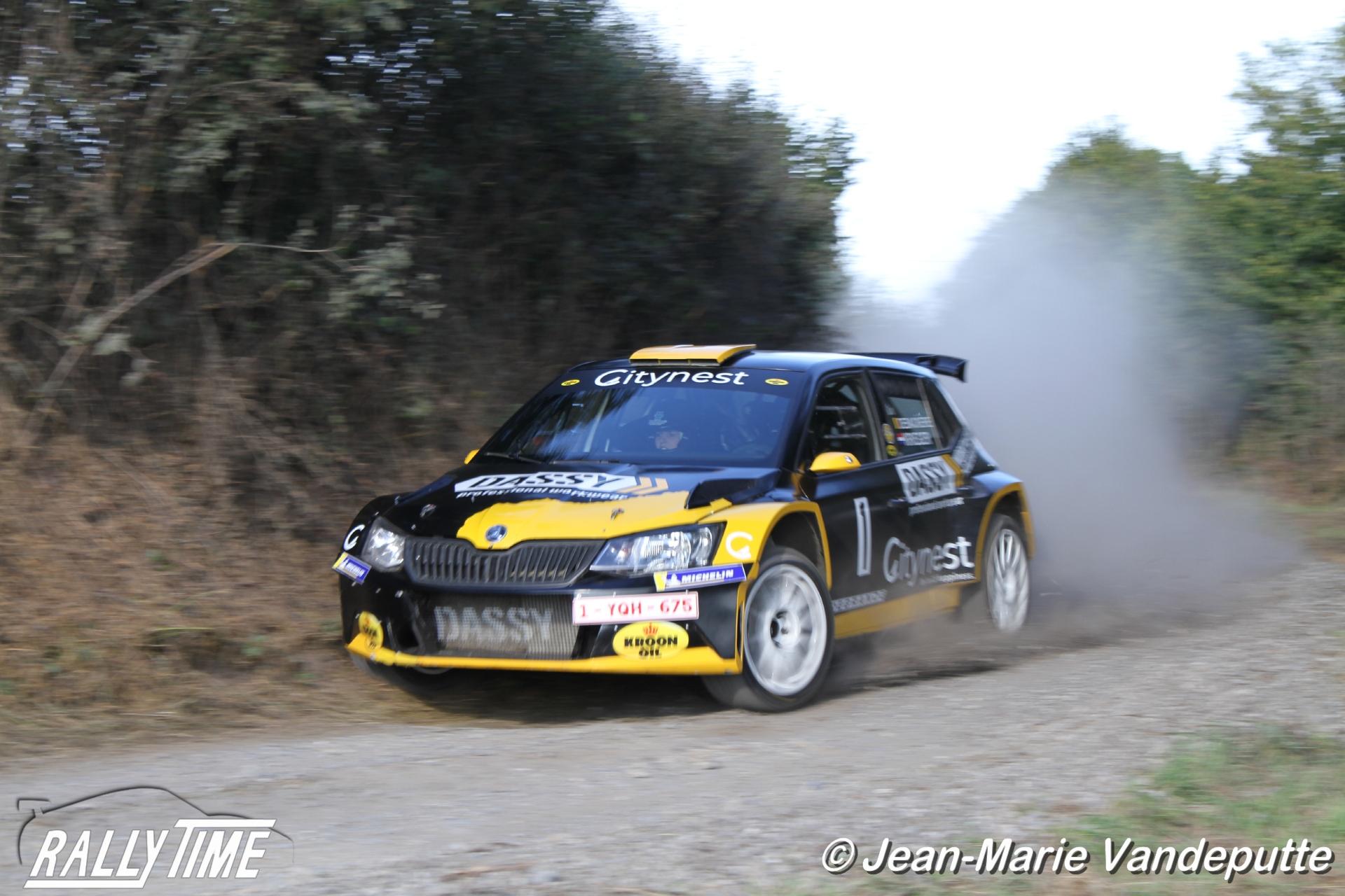 Rallye Sprint du Trèfle - vrouwen aan de macht
